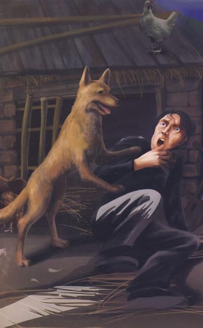 """更怜悯动物中的弱者,其实他才是真正的""""丛林守护神""""."""