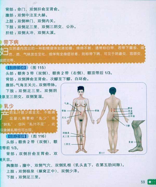 图解刮痧治病-杨中元-健身与保健-文轩网