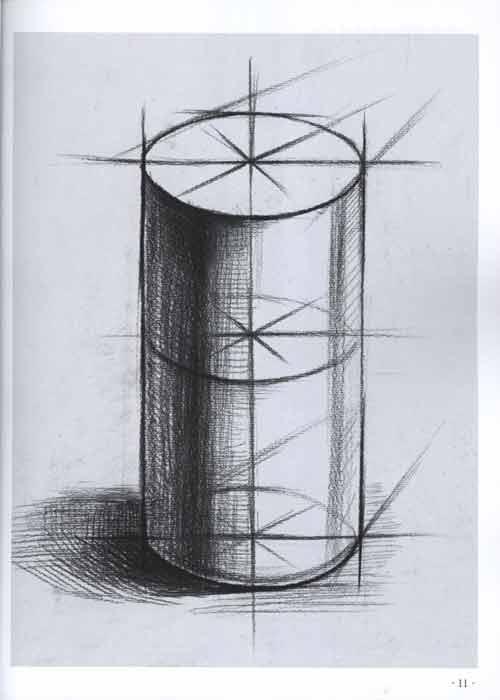 由最简单的结构几何,结构静物到石膏几何