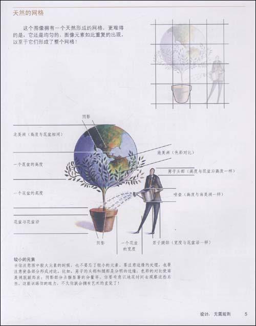 超越平凡的平面設計:版式設計原理與應用