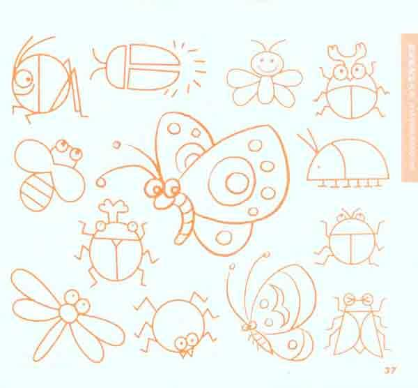始 最新简笔画大全b 既可作为幼儿园