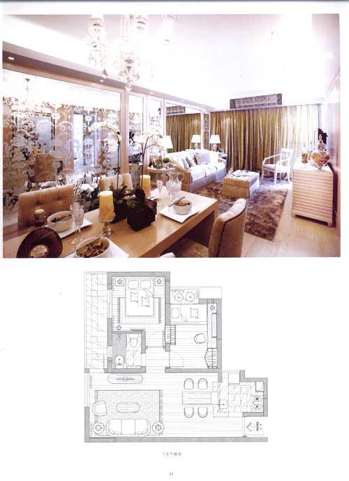 顶级样板房(1)/经典公寓,时尚复式,豪华别墅图片