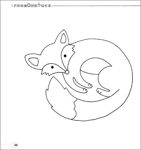 动植物手绘彩铅画
