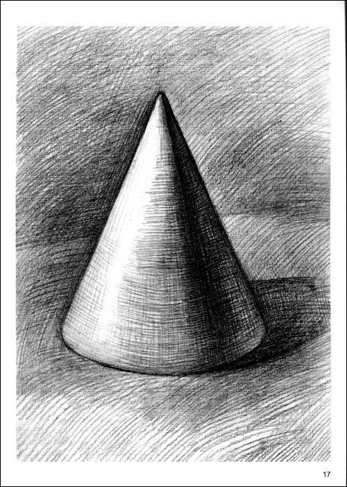 《石膏几何体》包括了:素描基础知识